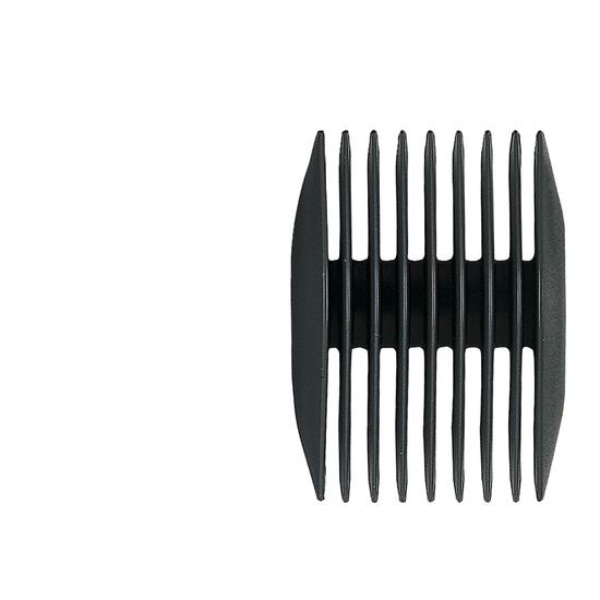 Peine de plástico reversible 1565-7070 9/12 mm