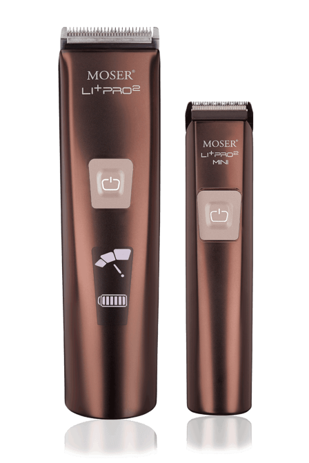 The smart Moser hair clipper is available now: LiPro2