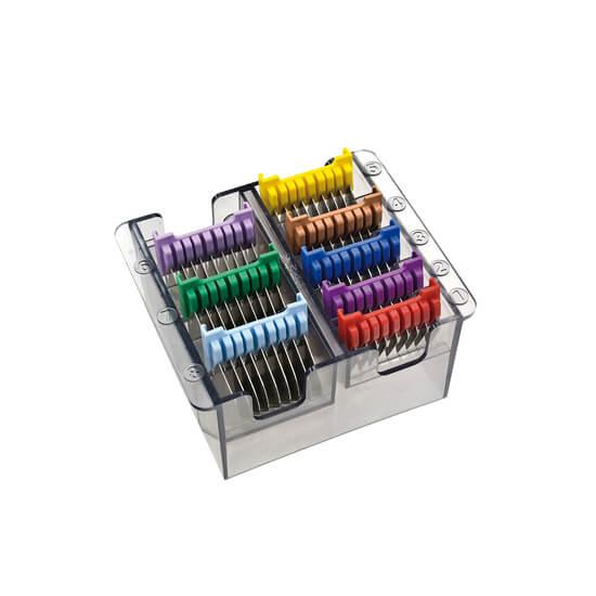 Set peines metálicos insertables 1233-7050
